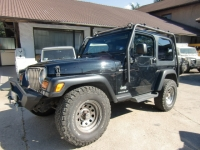 Jeep Wrangler TJ 2.5 ie