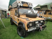 Land Rover Owner show Peterbourogh 2014 (Inghilterra)