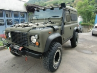 Land Rover Defender 90 Tdi wolf